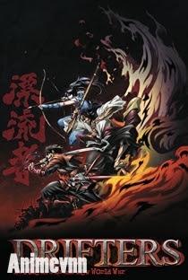 Drifters OVA -  2016 Poster