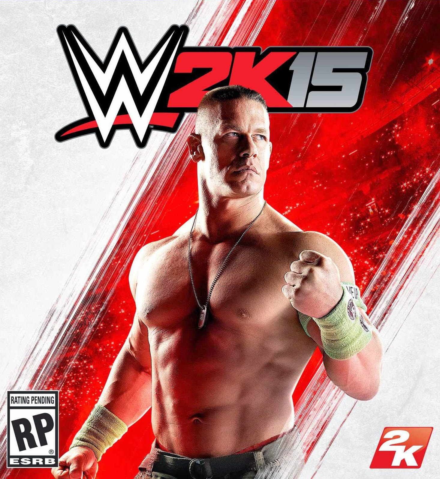 WWE 2K15 ESPAÑOL Full PC Cover Caratula
