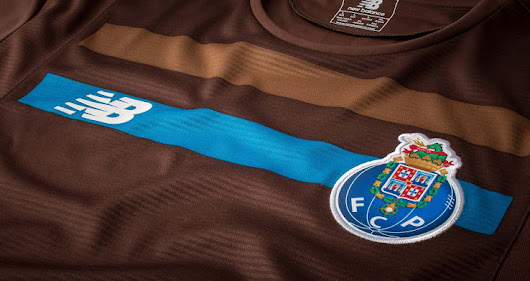 Sport Kit Blogger: FC Porto Kit 2015 - 2016 Away