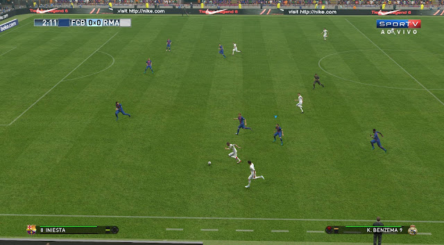 PES 2017 Turf Real 2 + New Flooring by A. Said