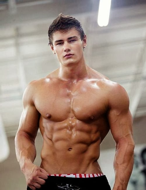 Jeff Seid Male Fitness Model Bodybuilding And Fitness Zone