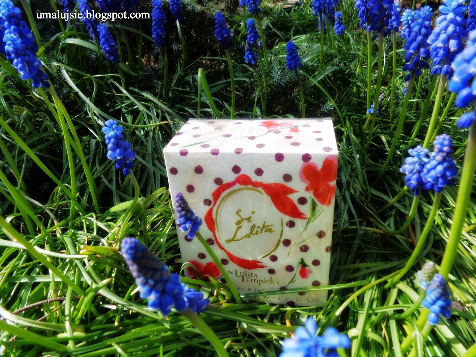Ładne perfumy na wiosnę :)