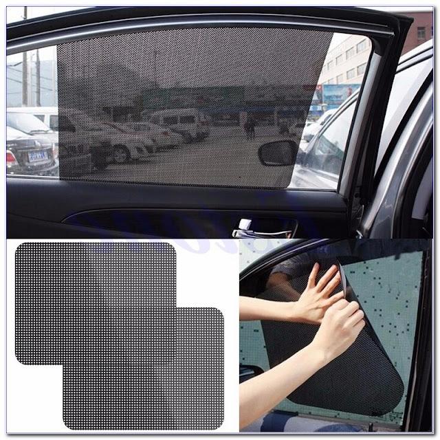 Static Cling Car WINDOW TINT Film