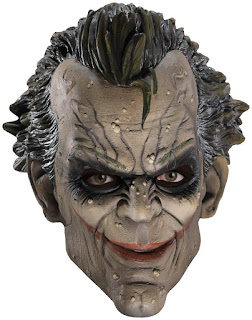 Joker Adult Mask