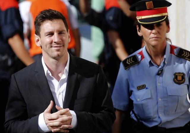 Messi evitaría la cárcel tras un acuerdo con la fiscalía