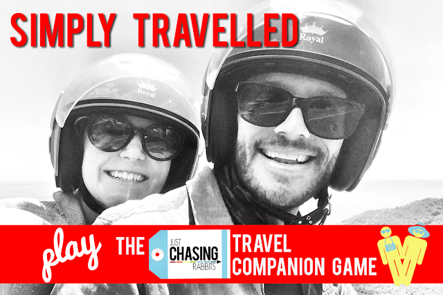 """""""Simply Travelled"""" Play the JCR Travel Companion Game!"""