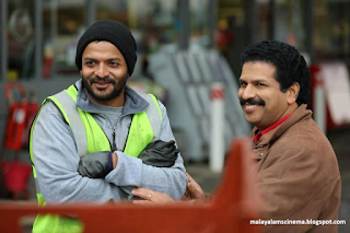 Photos of Malayalam film 'English'