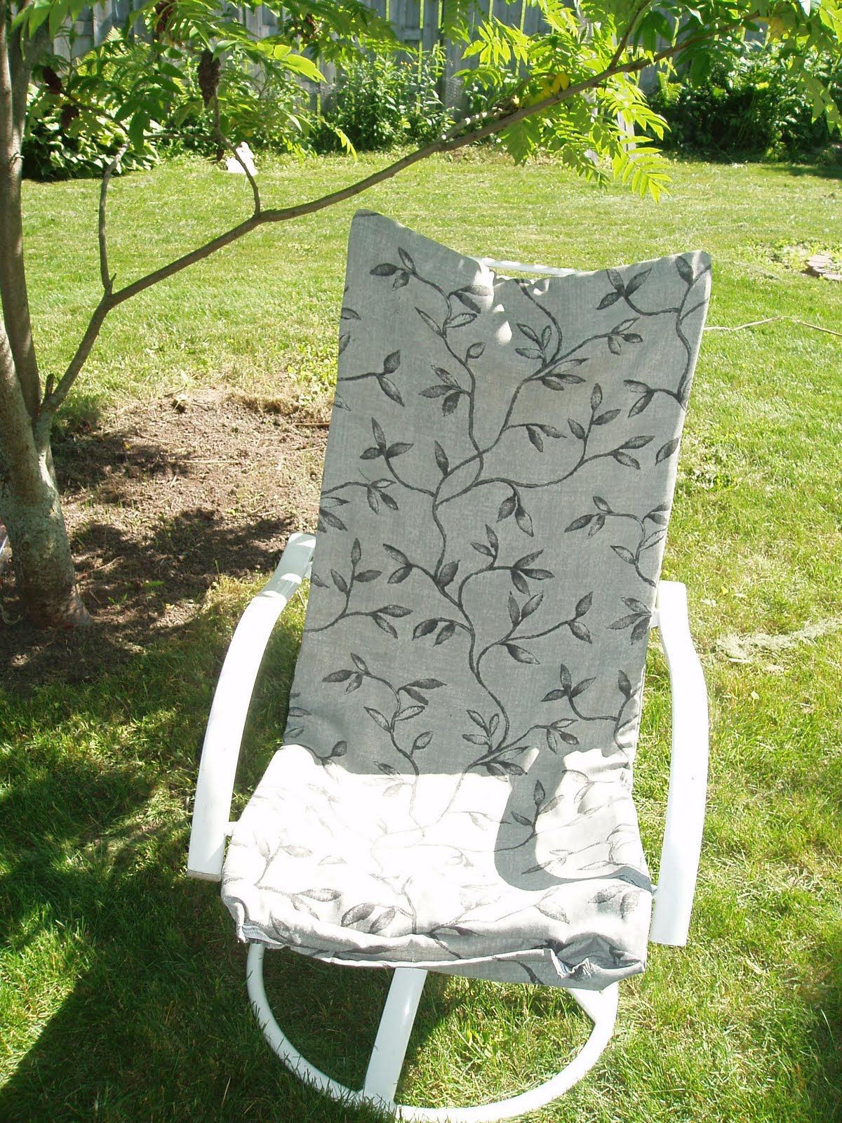 recovering lawn chairs ergonomic chair calgary sew what 39s happening part 2