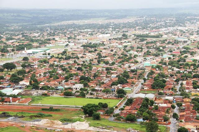 Senador Canedo GO é a vigésima maior cidade do Centro Oeste em 2016