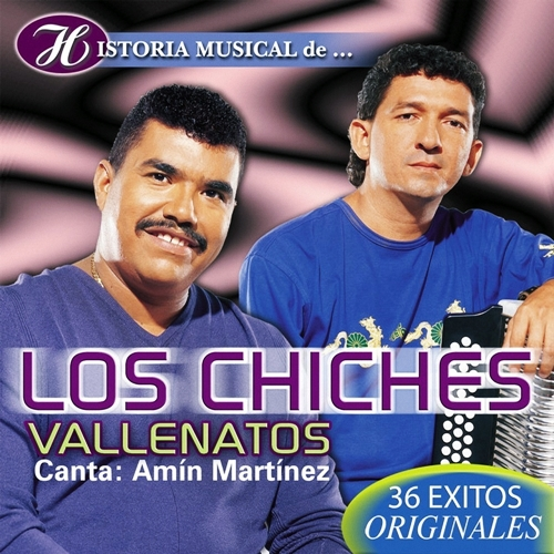 Lyrics de Los Chiches Vallenatos