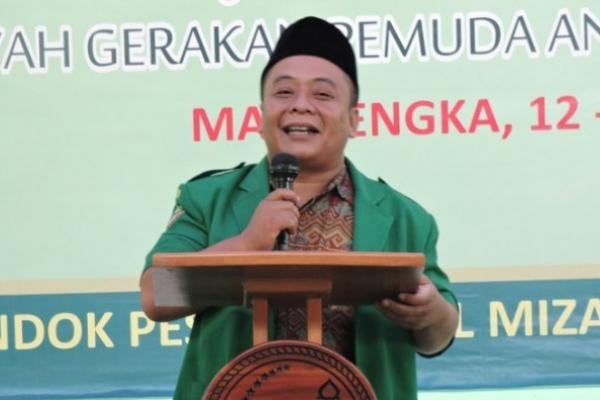 Pilih GP Ansor, Deni Ahmad Haidari Tinggalkan Ketua KPU Purawakarta