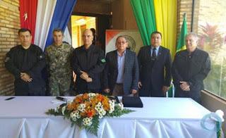 Nueva Alianza XIII - Operação Paraguai e Brasil contra Maconha