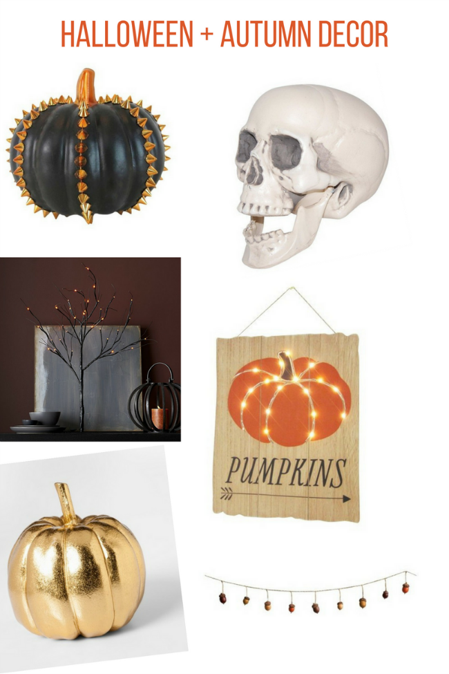 Halloween And Autumn Decor Finds