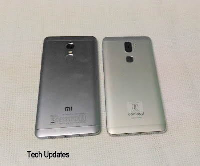Xiaomi Redmi Note 4 vs Coolpad Cool 1