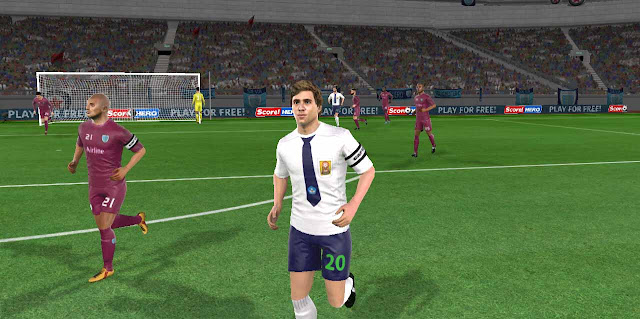 baju kit dream league soccer smp