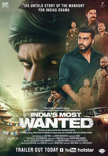 Indias Most Wanted 2019 In Hindi 480p pDVDRip