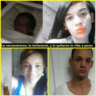 Apresan hombre que secuestro y torturo a menor embarazada de Villa Gonzalez