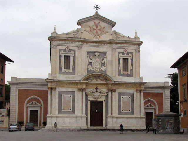 Church of Santo Stefano dei Cavalieri, Pisa