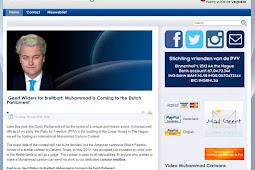 Pelajaran Bagi Geert Wilder Dari Komuitas Blogger Indonesia