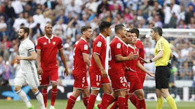 Crónica Real Madrid 4 - Sevilla FC 1