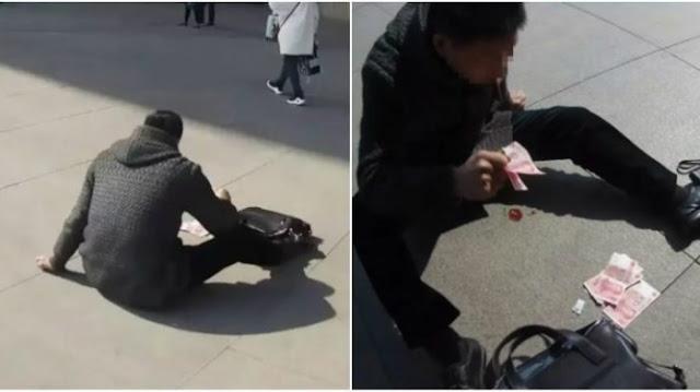 Kena Serangan Jantung di Jalan, Pria Ini Tak Ada yang Menolong, tapi Begini Saat Ia Keluarkan Uang