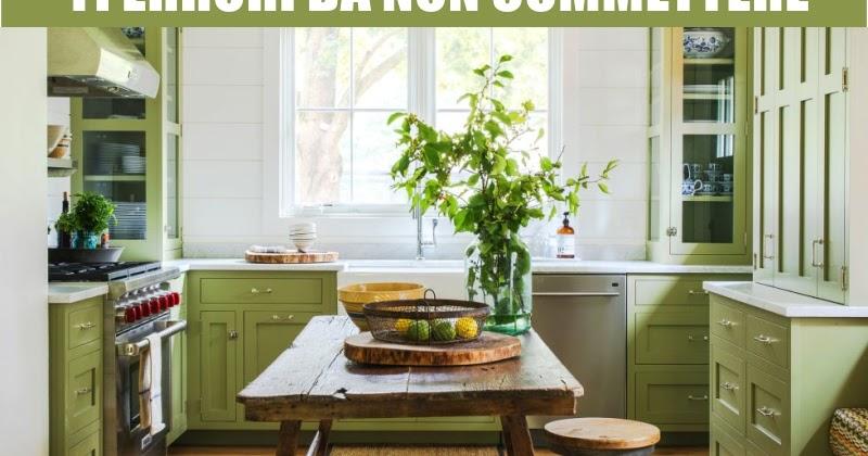 Molto Verniciare Pensili Cucina. Immagine Titolata Paint Kitchen  CK04