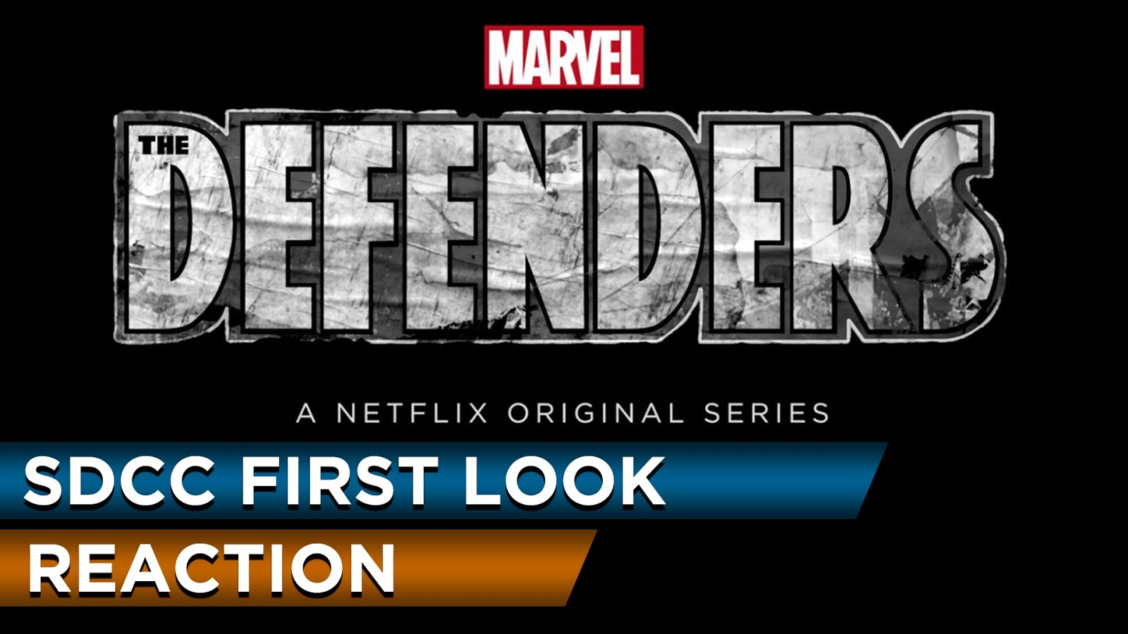 reaction to trailer for Marvel's The Defenders