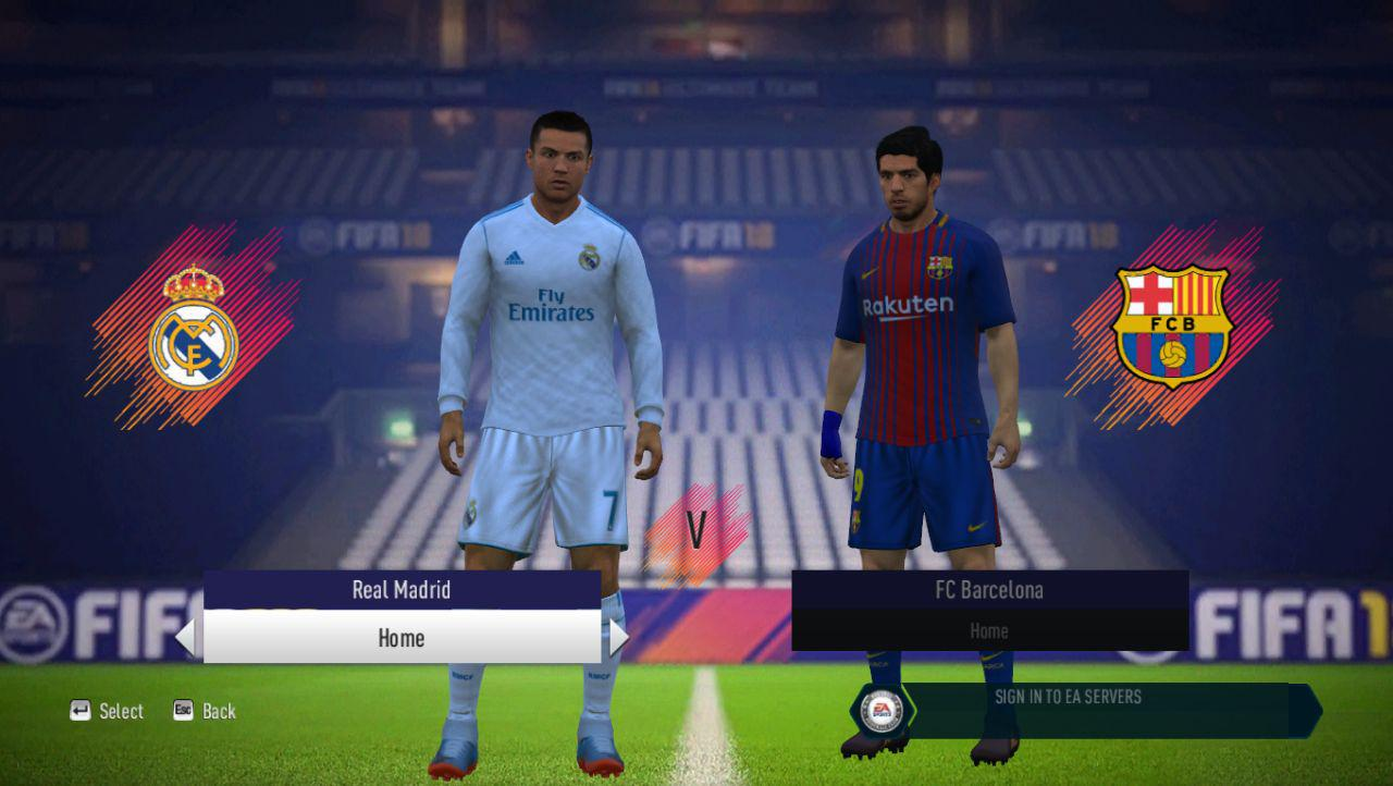 d33bbe6c26a FIFA 14 New Graphic Patch + GamePlay + 3D Grass by BlackWolf ...