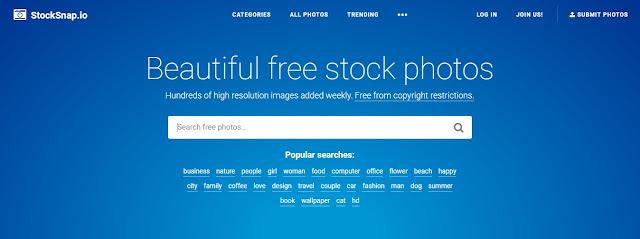 Bancos de Imagens Gratuitos Para Você Usar - StockSnapp.io