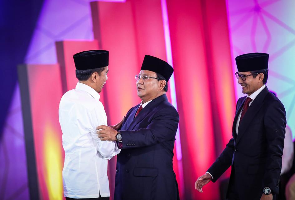 Tim Prabowo Ini Nilai Jokowi Curang Dalam Debat Kedua