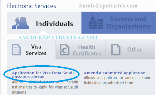 HOW TO APPLY SAUDI TRANSIT VISA