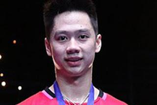Biografi Kevin Sanjaya Sukamuljo