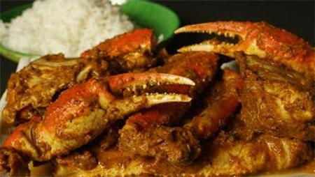 Crab Masala in Tamil / Nandu Kulambu in Tamil / Nandu Masala /