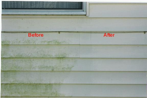 Roof Cleaning And Pressure Washing Services Fort Wayne