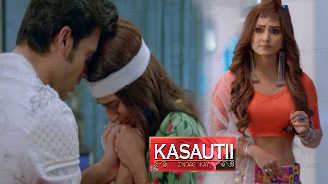 New Twist : Anurag's hit and miss with Prerna's pregnancy truth in Kasauti Zindagi Kay