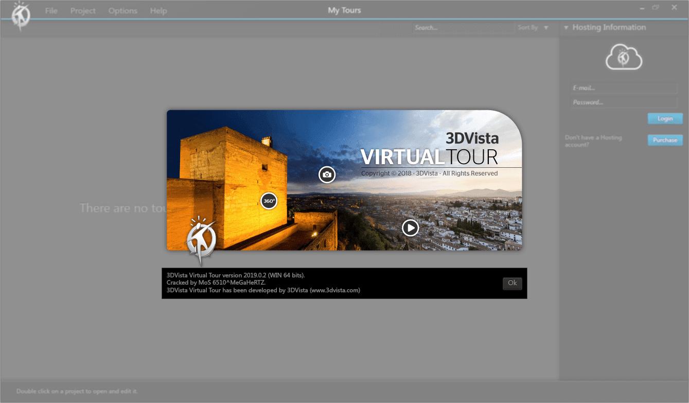 3DVista Virtual Tour Suite 2019.0.2 Full version