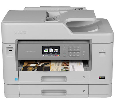 Brother INKvestment devices are designed for economy Brother MFC-J5930DW Driver Downloads