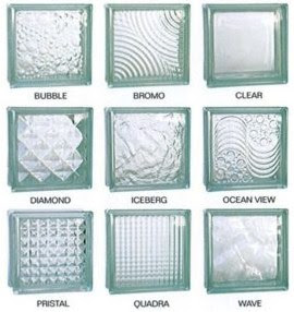 Ukuran & Harga Glass Block