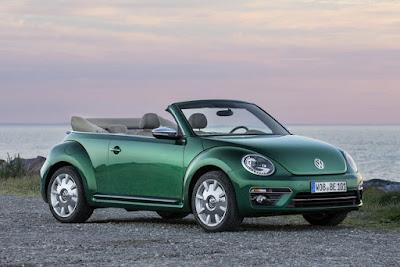 Arriva il restyling anche per il Volkswagen Maggiolino