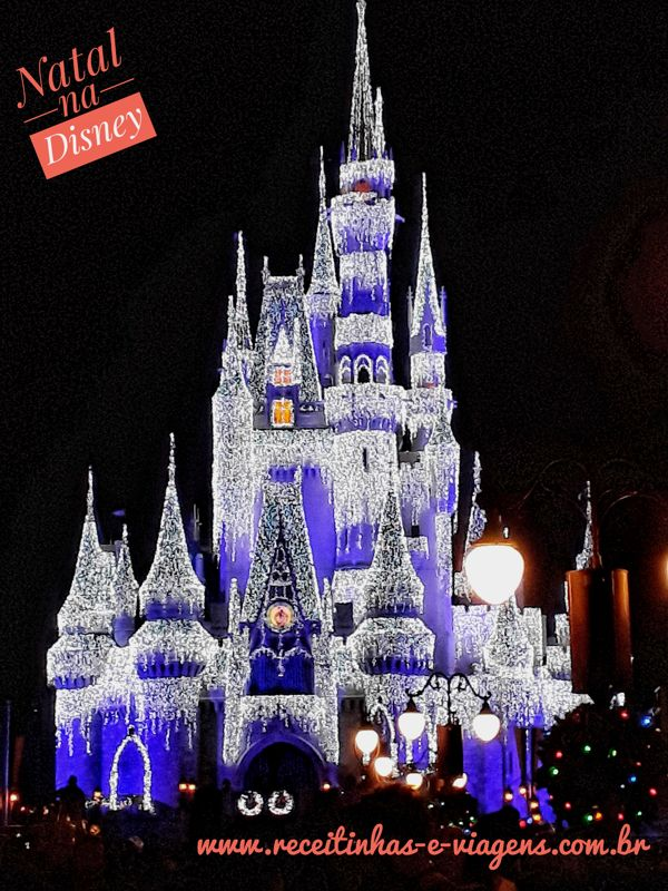 7 fotos do Natal na Disney Orlando