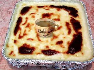 طريقة عمل القرع العسلي الحلو باللبن والباشاميل للشيف حسن بالصور