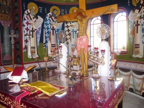 Η Μητρόπολη Καστορίας για την κλοπή στον ναό Αγίου Δημητρίου Μηλίτσας