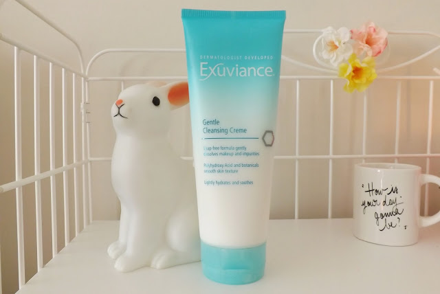 Skincare Routine | Exuviance Gentle Cleansing Creme