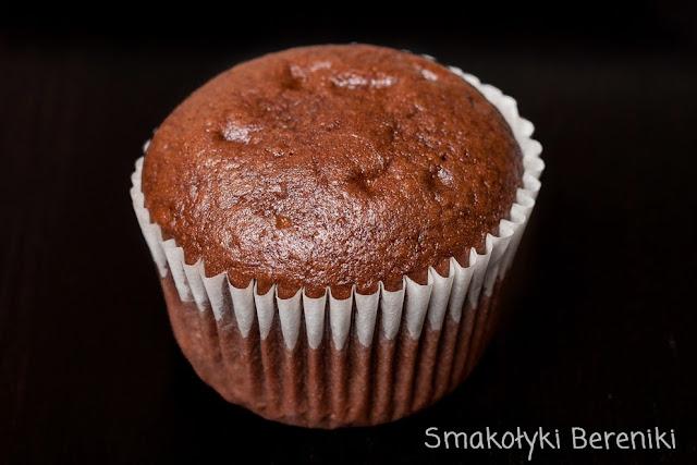mocno kakaowe muffiny