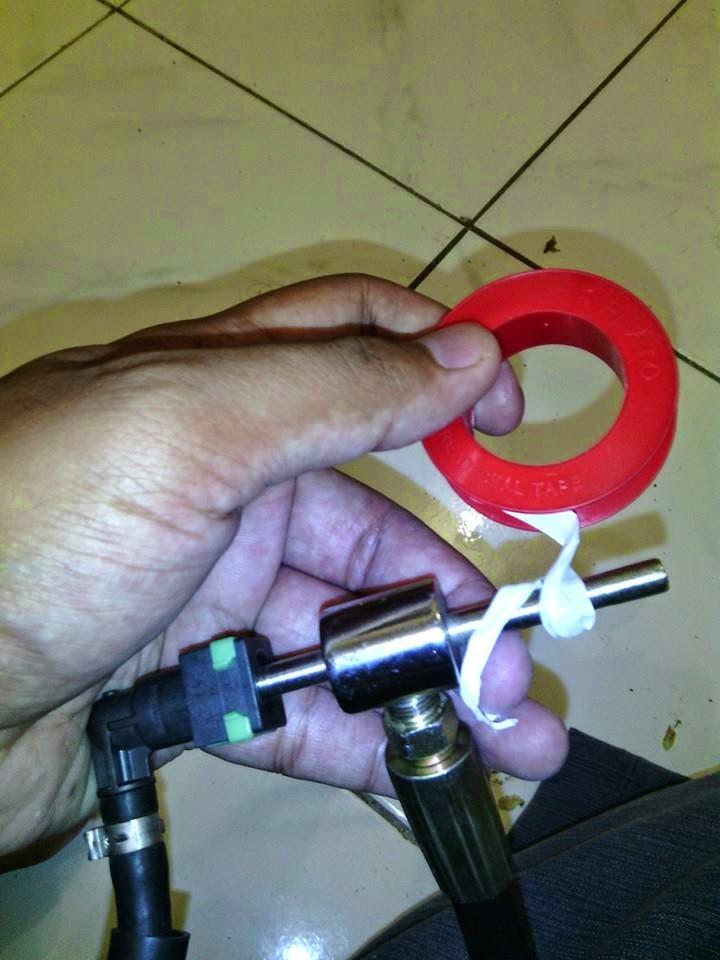 alat pengukur tekanan injeksi