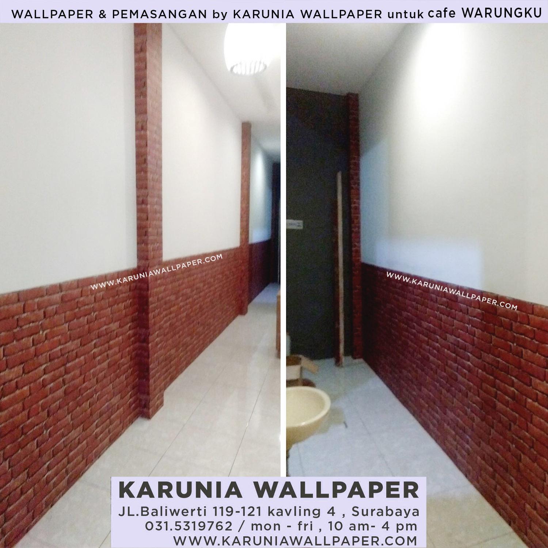 wallpaper dinding untuk kafe rumah makan
