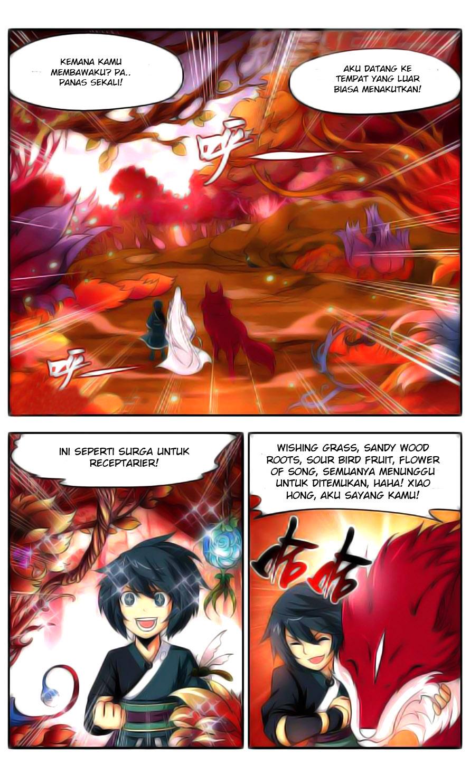 Battle Through the Heavens Chapter 26-35