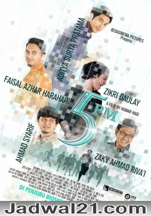 Nonton Film 5PM (LIMA PENJURU MASJID) 2018 Film Subtitle Indonesia Streaming Movie Download
