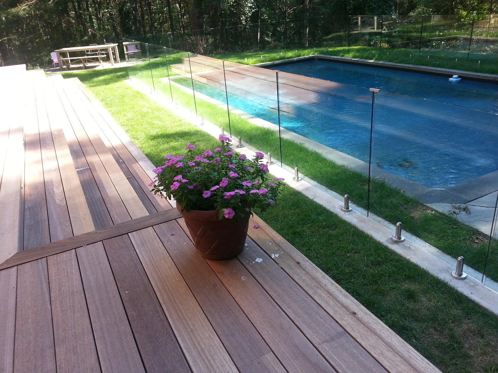 Ny Glass Fencing Installation New York Glass Fence