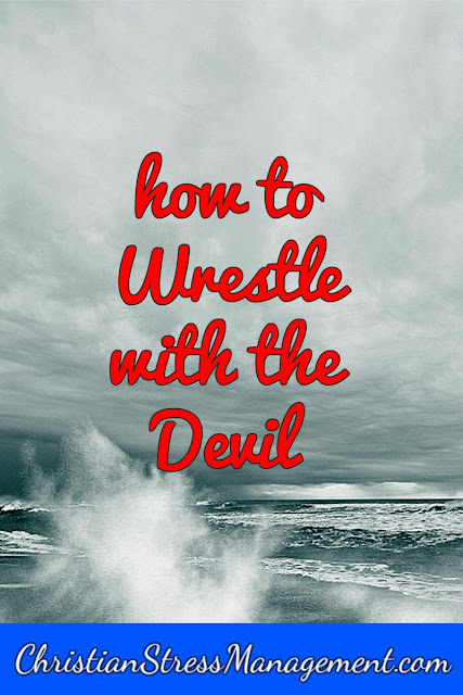 How to wrestle with the devil